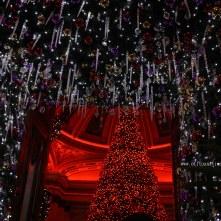 Christmas at the Dome bar in Edinburgh 02