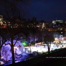 Edinburgh Christmas Castle