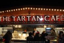 Tartan Cafe Edinburgh