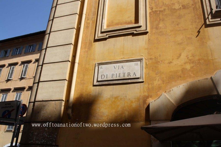 Δρόμοι της Ρώμης
