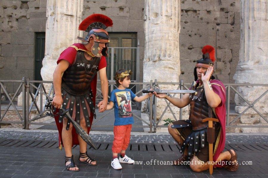Είναι τρελλοί αυτοί οι Ρωμαίοι