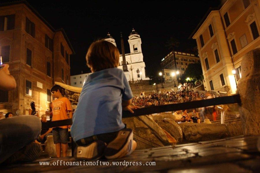 Ισπανικά σκαλιά Ρώμη