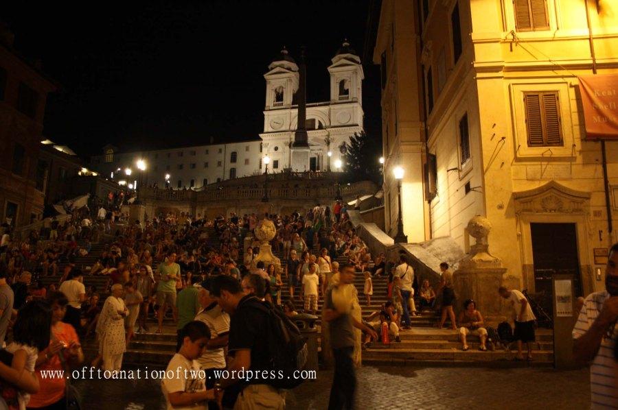 Ισπανικά σκαλιά Ρώμη01