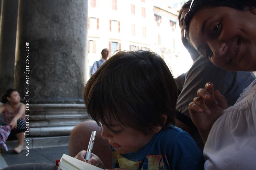 παιδι και Ρώμη
