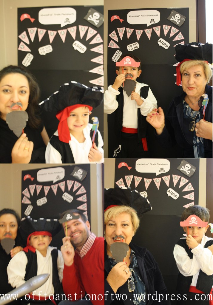 Pirate Photobooth