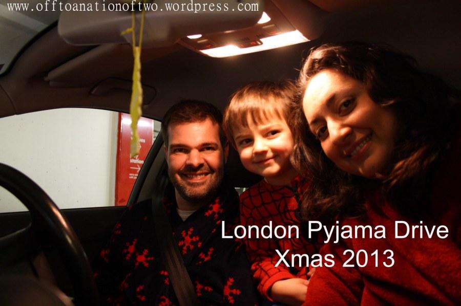 Xmas 2013 Xmas Pyjama drive