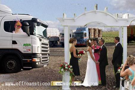 Andre's wedding