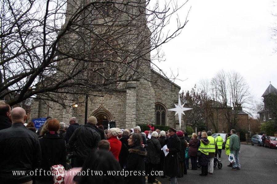 Blackheath Standard Live Nativity follow the star!