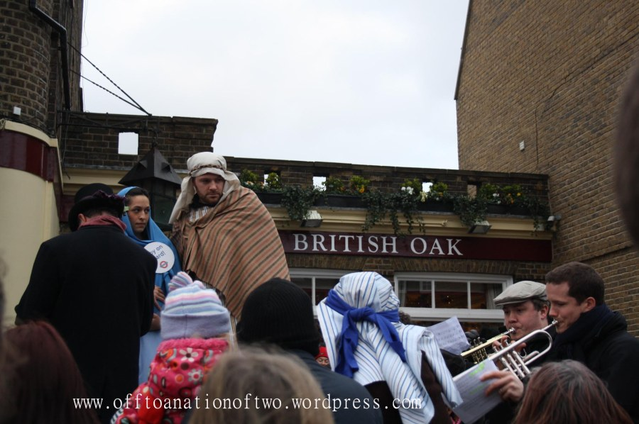 Blackheath Standard Live Nativity the Inn