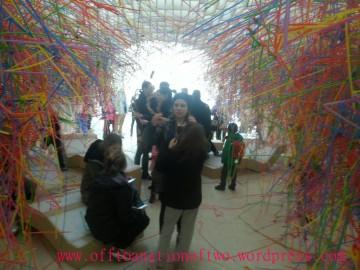 Royal Academy Art Sensing Spaces 01