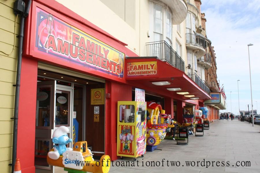 Hastings Hastings Arcades