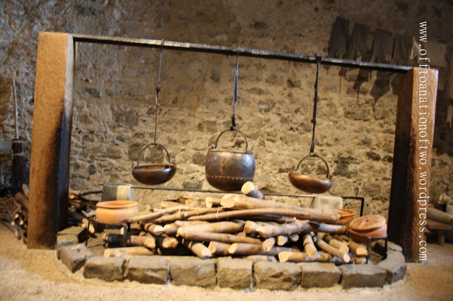 Dover Castle Kitchen 2