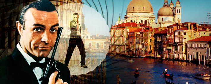 James Bond Venice