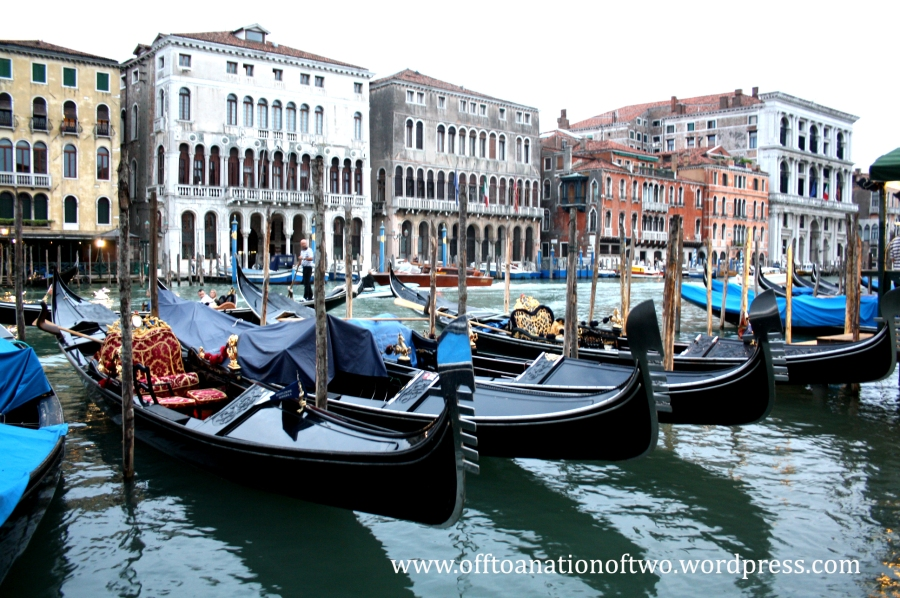 Venice Gondoles