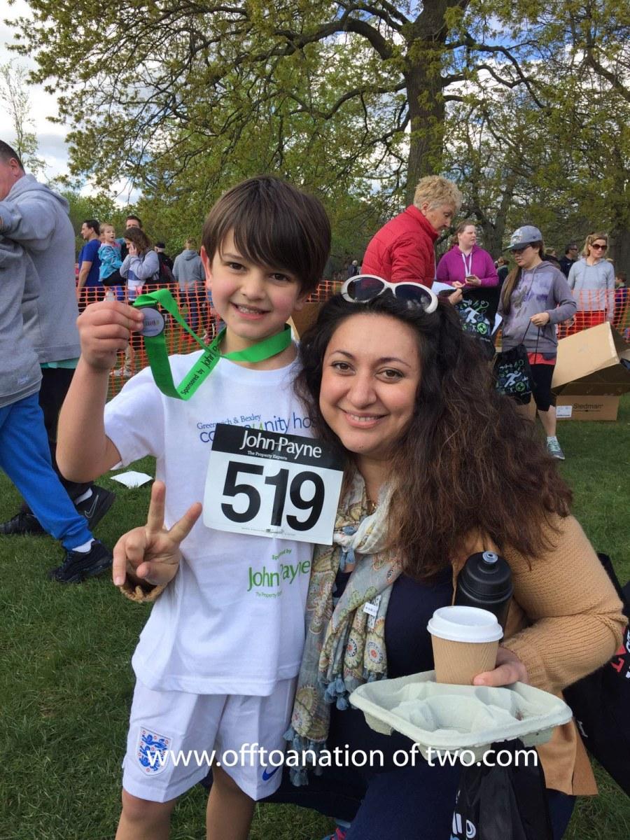 Alexandros Mini Marathon